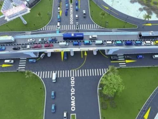 The Olaiya Flyover Will Put A Stop To Frequency of Accident – Says Oyetola