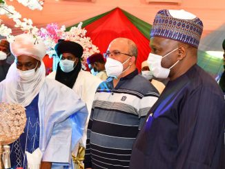 The Gombe State Governor Feasts Qatar Charity Organisation Country Represented At Gala Night